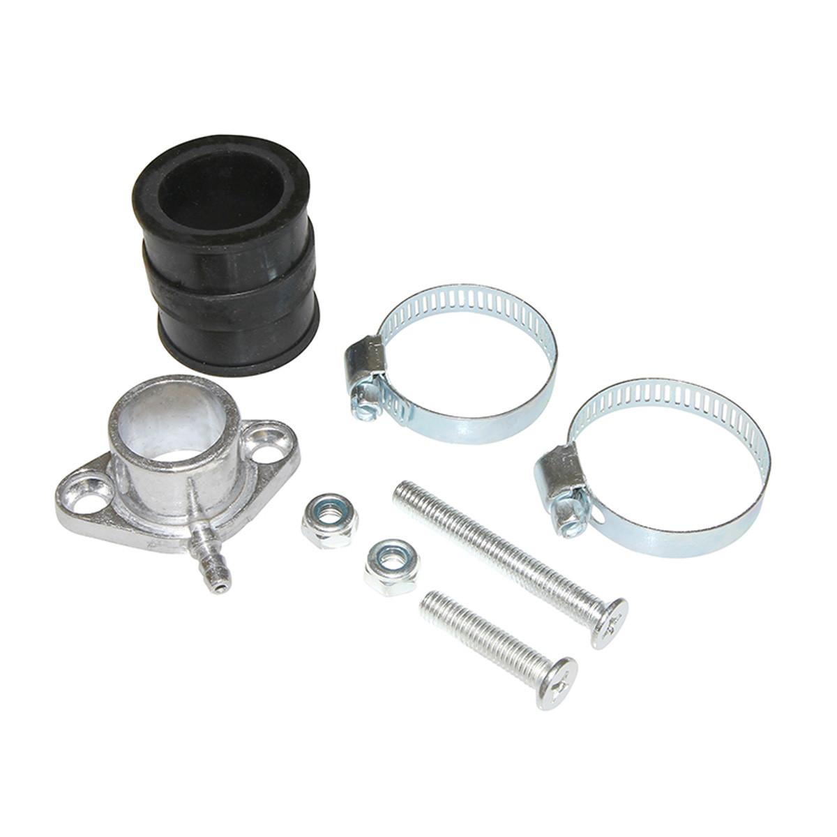 Pipe Admission Peugeot Buxy Speedfight TKR - Montage souple sur pipe d'origine