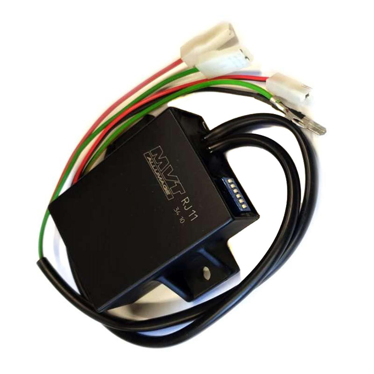 Calculateur Multicourbes Derbi E2 E3 - MVT Integral INT11