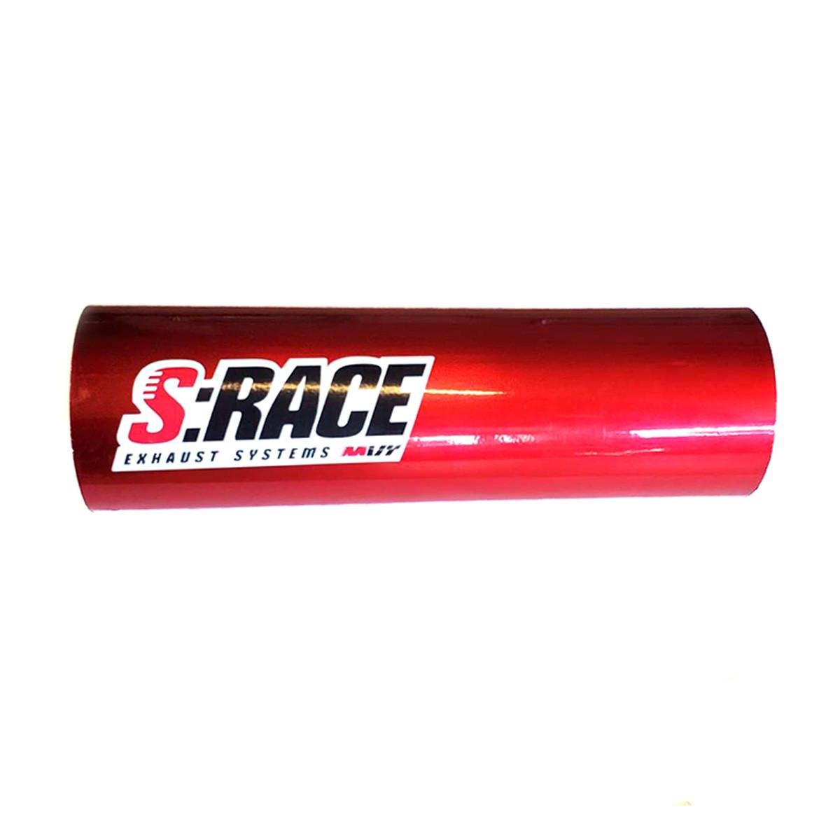 Tube Silencieux Echappement - MVT S-Race EC12 / EC13