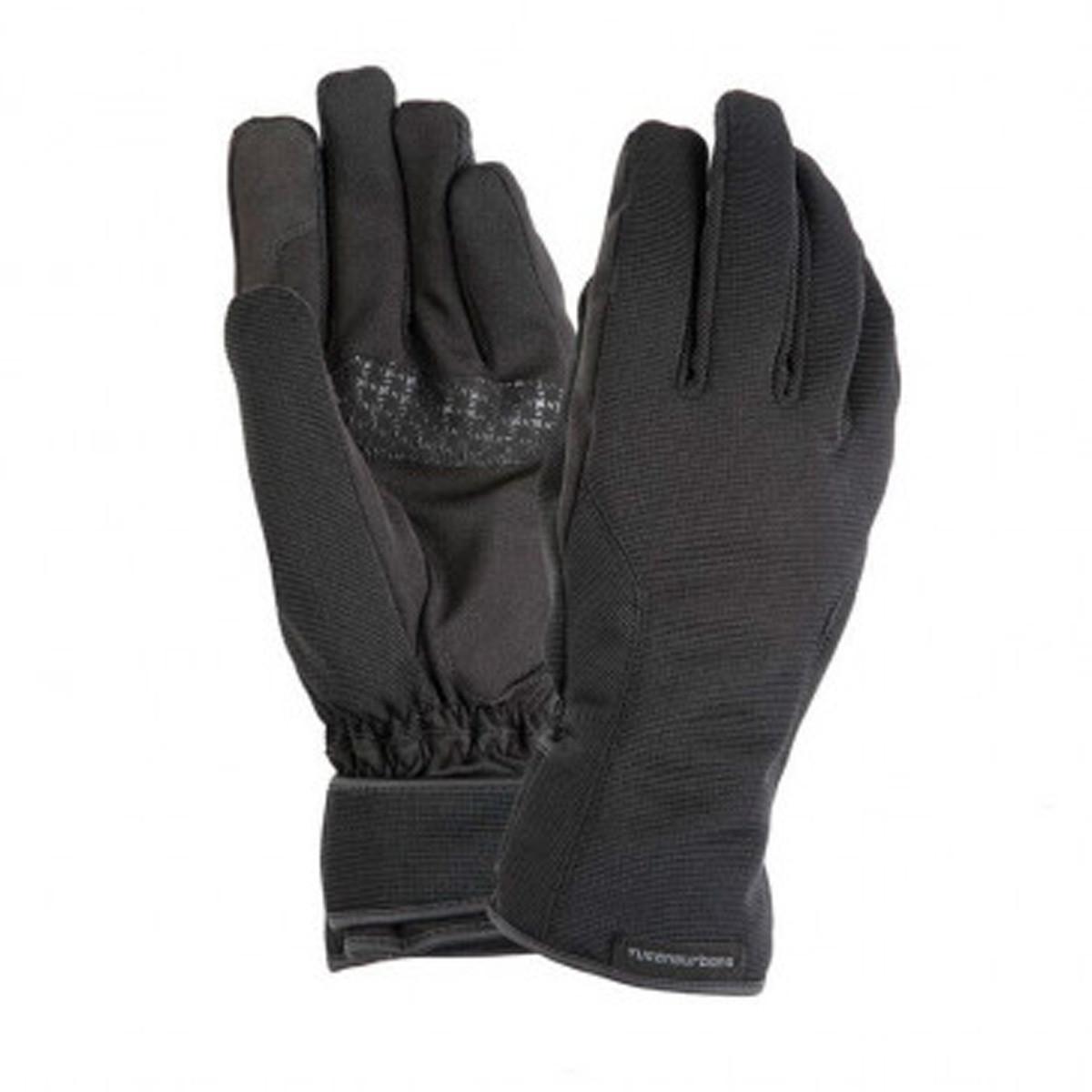 Gants Moto - Tucano Monty touch Hiver Noir