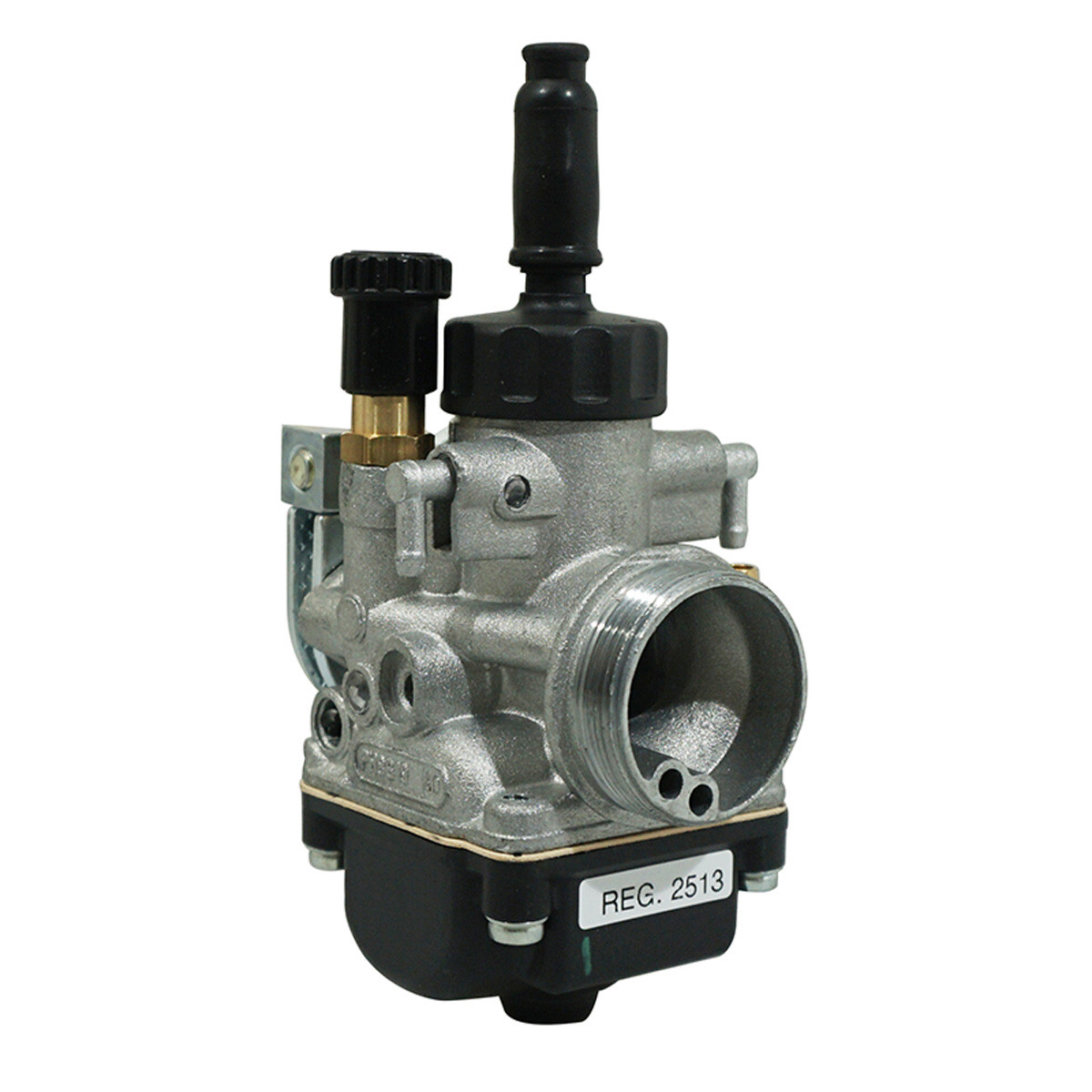 Carburateur 19mm PHBG AD - Dellorto Montage Rigide / Starter manuel / couvercle rond